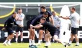Англичаните отказаха официална тренировка преди Тунис